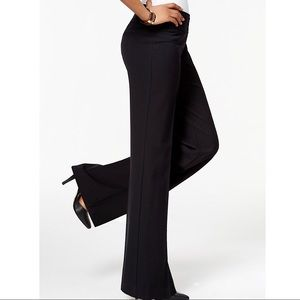 Style & Co Stretch Wide Leg Pants